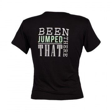 Jumped That T-Shirt - Mens Black