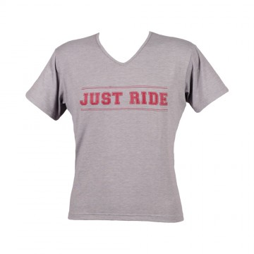 Just Ride T-Shirt - Mens Grey