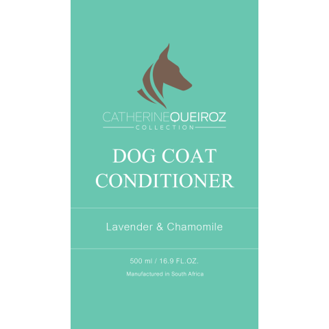 Dog Coat Conditioner - 500ml
