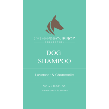 Dog Shampoo - 500ml